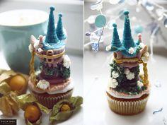 Tangled Cupcake - <3 <3 <3