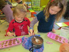 Welkom : thema chocolade Birthday Candles, Restaurants, Chocolate, Chocolates, Restaurant, Diners