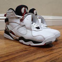 official photos aee07 25833 Jordan Shoes   Nike Air Jordan Viii 8 Alternate Sz 6.5y   Color  Black White    Size  6.5bb