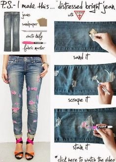 Very cool DIY Clothing Ideas 2014