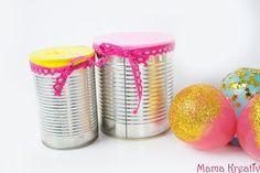 Musikinstrumente für Kinder selber basteln - MamaKreativ Nespresso, Candle Holders, Candles, Party, Crafts, Sri Lanka, Montessori, Atelier, 8th Birthday