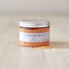 Cynthia Barcomi Shop :: Streusel Nonpareilles orange