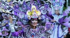 Jember Fashion Carnaval 2018. Carnival, Crown, News, Jewelry, Fashion, Moda, Corona, Jewlery, Jewerly