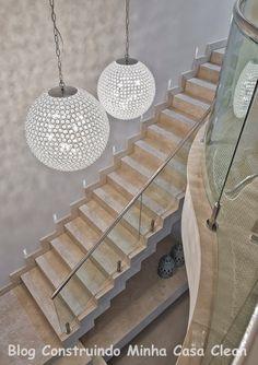 20 Escadas Modernas com Ilumina��o!!!