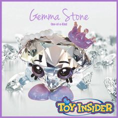Shopkins Gemma Stone Limited Edition Season 3 6th