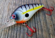 Custom RC 1.5 Fishing Lure Deep Diver by CandTCustomLures on Etsy, $12.00