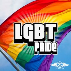 I'm listening to LGBT Pride on Slacker. You should too. I've learned so much about the new songs and relived the great hits!