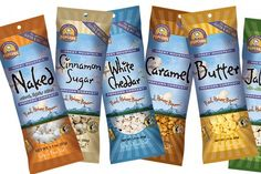 It's Raining Popcorn: Healthy Packaged Popcorn Reviews
