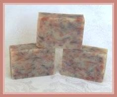 Soap made with Sweet Almond Oil