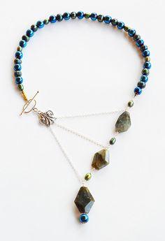 Adrienne Adelle Signature Necklace Collection por adrienneadelle