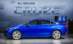 Learn more about the new 2016 Chevy Cruze on our blog: wetzelchevy.com/blog