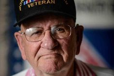 Rock Merritt is a decorated WWII veteran who jumped into Normandy and the Netherlands. He would spend 35 years serving in the Army. (XVIII Airborne Corps) Military Careers, Military News, Military Life, Used Aircraft, Operation Market Garden, Joining The Military, Paratrooper, The Night Before, Photo Story