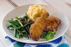 Gluten Free Fried Chicken
