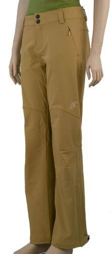 Cloudveil Symmetry Soft Shell Pant Women's Burlap 14 by Cloudveil. $82.95. The Symmetry Pants use Cloudveil's Cyclone softshell fabric, which is more breathable and flexible than a hard shell, while bringing most (but not all) of the wind an water protection shell pants would offer.