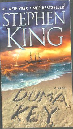 Stephen King Duma Key 2008 Pocket Books Paper Back