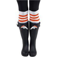 5ce05e0ea Women s Denver Broncos Cuce Frontrunner Rain Boots