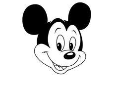 Micky Maus zeichnen - Schritt für Schritt-dekoking