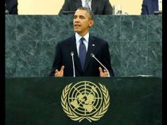 """The Empire President: Jeremy Scahill on Obama's """"Neo-Con"""" Doctrine of Military Force in U.N. Speech [video]"""