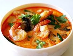 Thai Food Recipe .. You can do : Tom Yum Koong (SPICY SOUP WITH PRAWN AND LEMON GRASS)