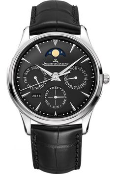 Jaeger-LeCoultre [NEW] Master Ultra Thin Automatic Mens Q1308470. UNBEATABLE PRICE: HK$108,000.