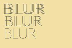 Blur by Mucho — The Brand Identity
