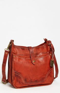A true Frye girl at heart!! Frye 'Campus' Crossbody Bag available at #Nordstrom