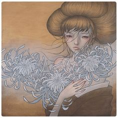 Before You Awake - Audrey Kawasaki