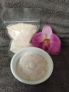 Spa Quality Himalayan Therapeutic Bath Salts 84+ Minerals. 4.5 Oz #Unbranded