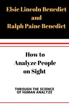 How To Analyze People On Sight - grizzlybook.us