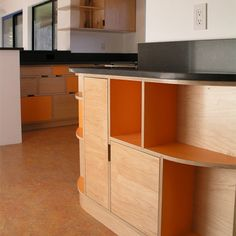 plywood kitchen | Plywood kitchen designs