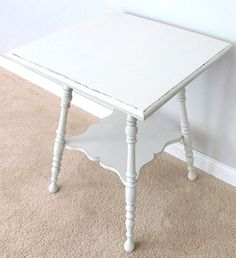Milk Paint, Waxes and Hemp Oil with Two Furniture Reveals » The Wits