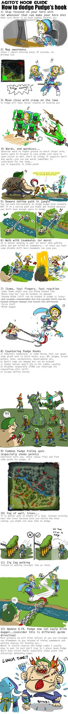 0479: How to dodge pudge hook guide by Agito666 on DeviantArt