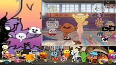 o incrivel mundo de gumball em portugues completo os manos - YouTube