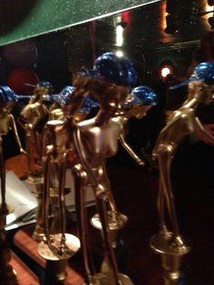 Roller derby trophies