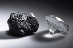 Do diamonds really come from coal? Many people believe that diamonds are formed from the metamorphism of coal. That idea continues to.