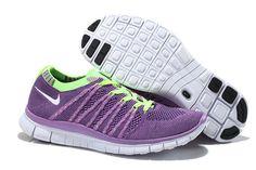 sports shoes 558ce a82b6 Women s Nike Free 5.0 Flyknit Light Purple green Running shoes New Jordans  Shoes, Nike Shoes