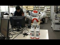 Keio University researchers discuss their efforts to target a robotic brain capable of thoughtful communication.