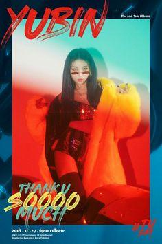 Yubin annonce la date de son comeback avec des photos teasers – K-GEN Wonder Girl Kpop, Yubin Wonder Girl, Kpop Girl Groups, Korean Girl Groups, Kpop Girls, Cd Cover, Album Covers, Solo Album, Wonder Girls Members