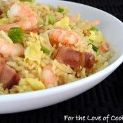 For the Love of Cooking » Shrimp Fried Rice