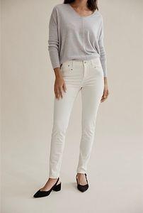 Traceable Wool V-Neck Knit Slouch Jeans, Straight Cut Jeans, Summer Denim, Best Sellers, Denim Jeans, White Jeans, Knitwear, Women Wear, Pants