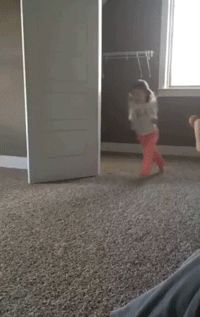 "tydrel: "" mc-mt: "" weloveshortvideos: "" Dog tries to imitate little girl's cartwheel "" "" oh my GOODNESS "" Funny Animal Pictures, Best Funny Pictures, Cute Pictures, I Love Dogs, Puppy Love, Cute Dogs, Adorable Babies, Animals And Pets, Funny Animals"