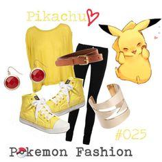 pokemon fashion | Pokemon Fashion! Pikachu!