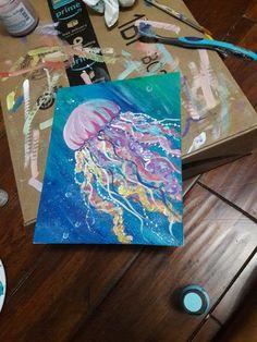My jelly fish Elle