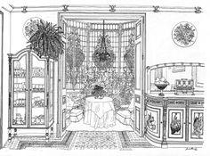 Salons de Barcelona | magdalena long