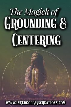 The Magick of Grounding & Centering - grounding and centering can help you feel like yourself again. Here are some techniques for both grounding and c Wicca Witchcraft, Wiccan, Magick Spells, Grounding Exercises, Earthing Grounding, Paz Mental, Witchcraft For Beginners, Meditation, Protection Spells