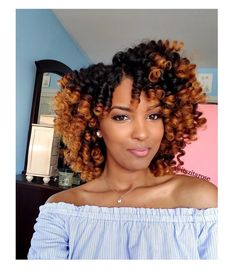14 Crochet Braid Styles and The Hair They Used Since 2014 crochet braids have been rising in popularity. But the crochet braids we're seeing today are very different from the ones that were popular back in the late Today many are wearing c Box Braids Hairstyles, Crochet Weave Hairstyles, Curly Crochet Hair Styles, Crotchet Braids, Girl Hairstyles, Curly Hair Styles, Natural Hair Styles, African Hairstyles, Teenage Hairstyles