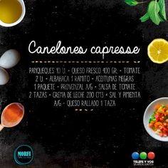 Rodrigo y una receta riquísima en tan sólo 4 pasos. ¿Te animás a hacerla en estas fiestas?
