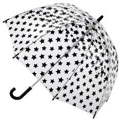 Fulton Childrens Funbrella Birdcage Umbrella - Black Star