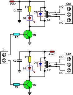 pwm led dimmer using ne555 circuit and block diagrams we röle kontrol devre şeması
