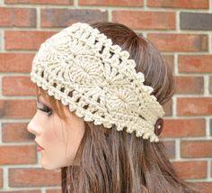 1000+ images about Crochet--Headwraps on Pinterest ...